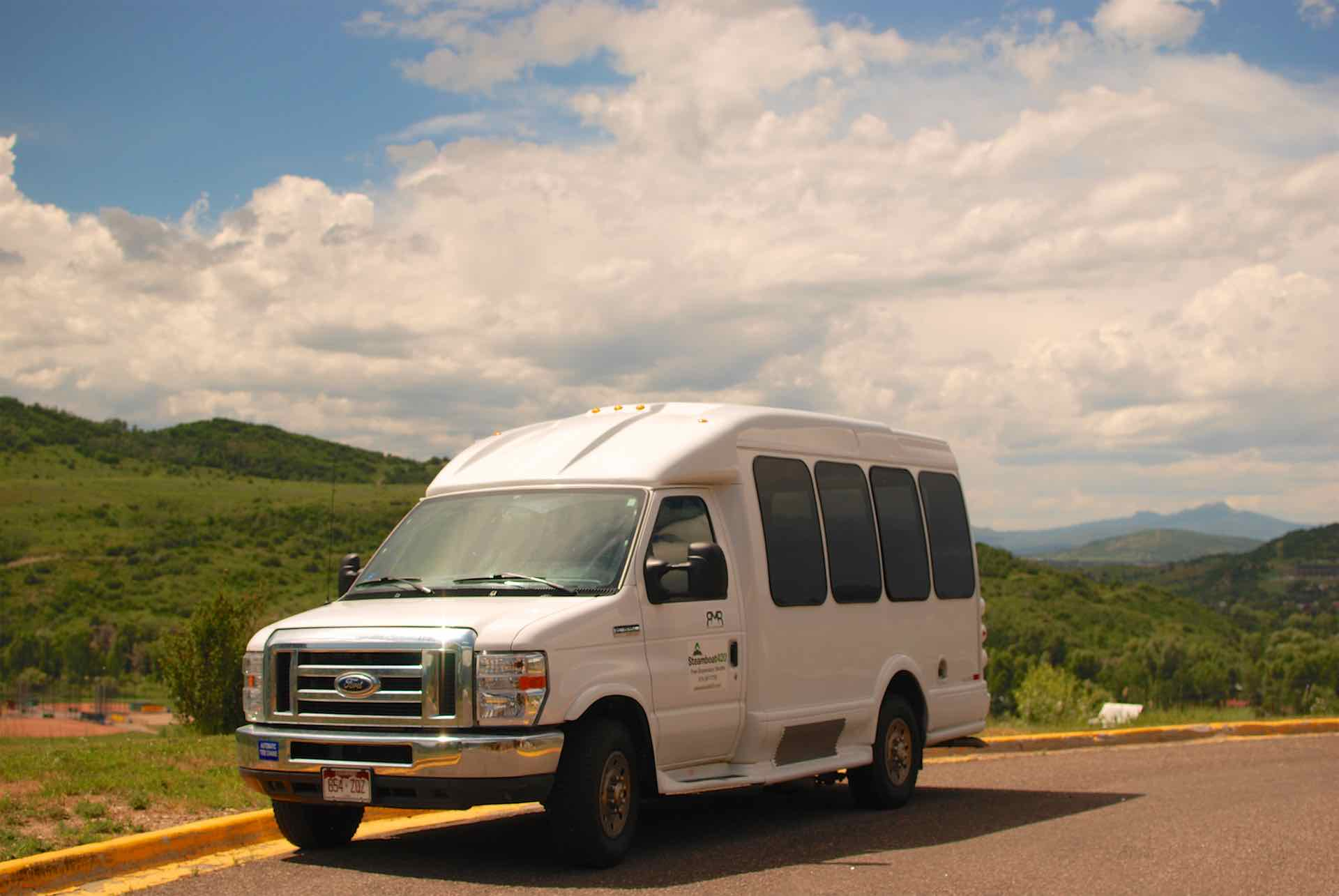 Free Dispensary Shuttle in Steamboat Springs